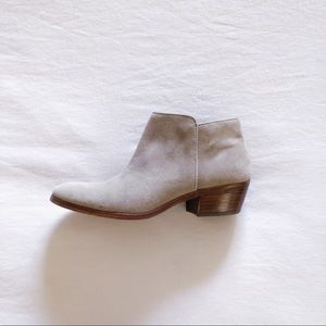Sam Edelman | Petty Ankle Bootie in Suede